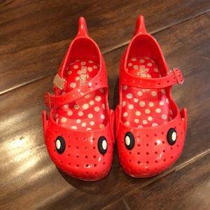Mini Melissa-kid shoes